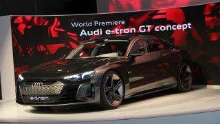 e-Tron GT Concept