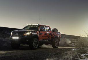 Colorado ZR2 pickup