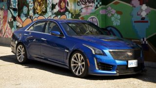 2018 Cadillac CTS V