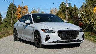 Review 2019 Genesis G70 Sport RWD