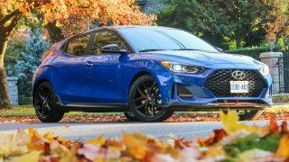 Review 2019 Hyundai Veloster Turbo