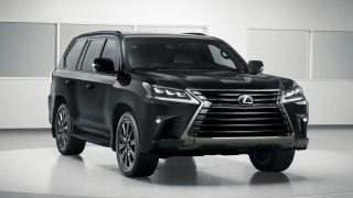 Lexus LX Inspiration debuts in LA