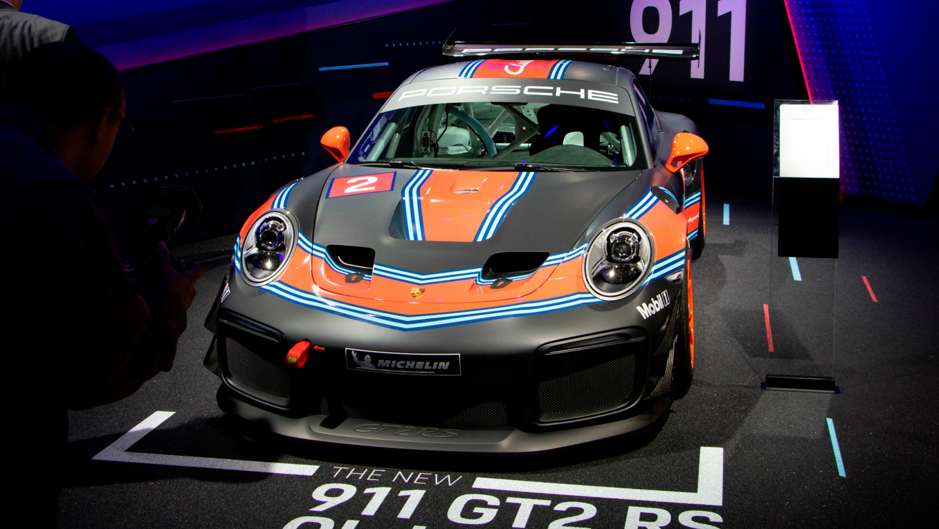Porsche Reveals Race,Ready 911 GT2 RS Clubsport \u2013 WHEELS.ca