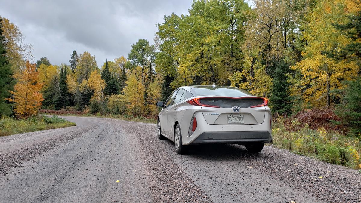 Review: 2018 Toyota Prius Prime – WHEELS ca