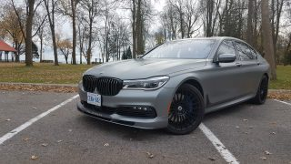 Review 2019 BMW ALPINA B7 Exclusive Edition