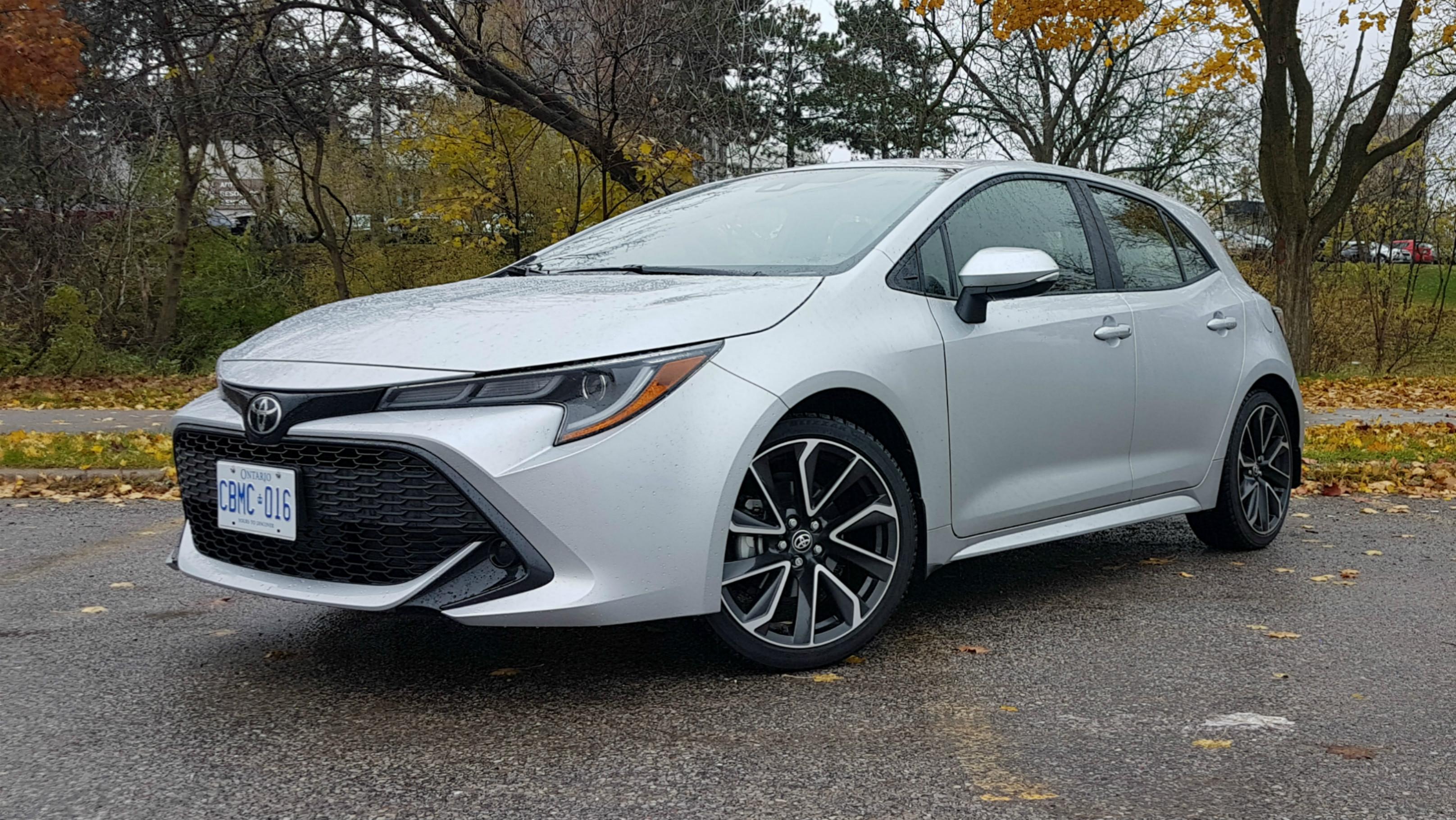 Review 2019 Toyota Corolla Hatchback Wheels Ca