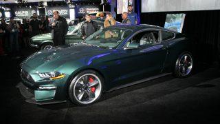 Steeda Debuts Steve McQueen Edition Bullitt Mustang