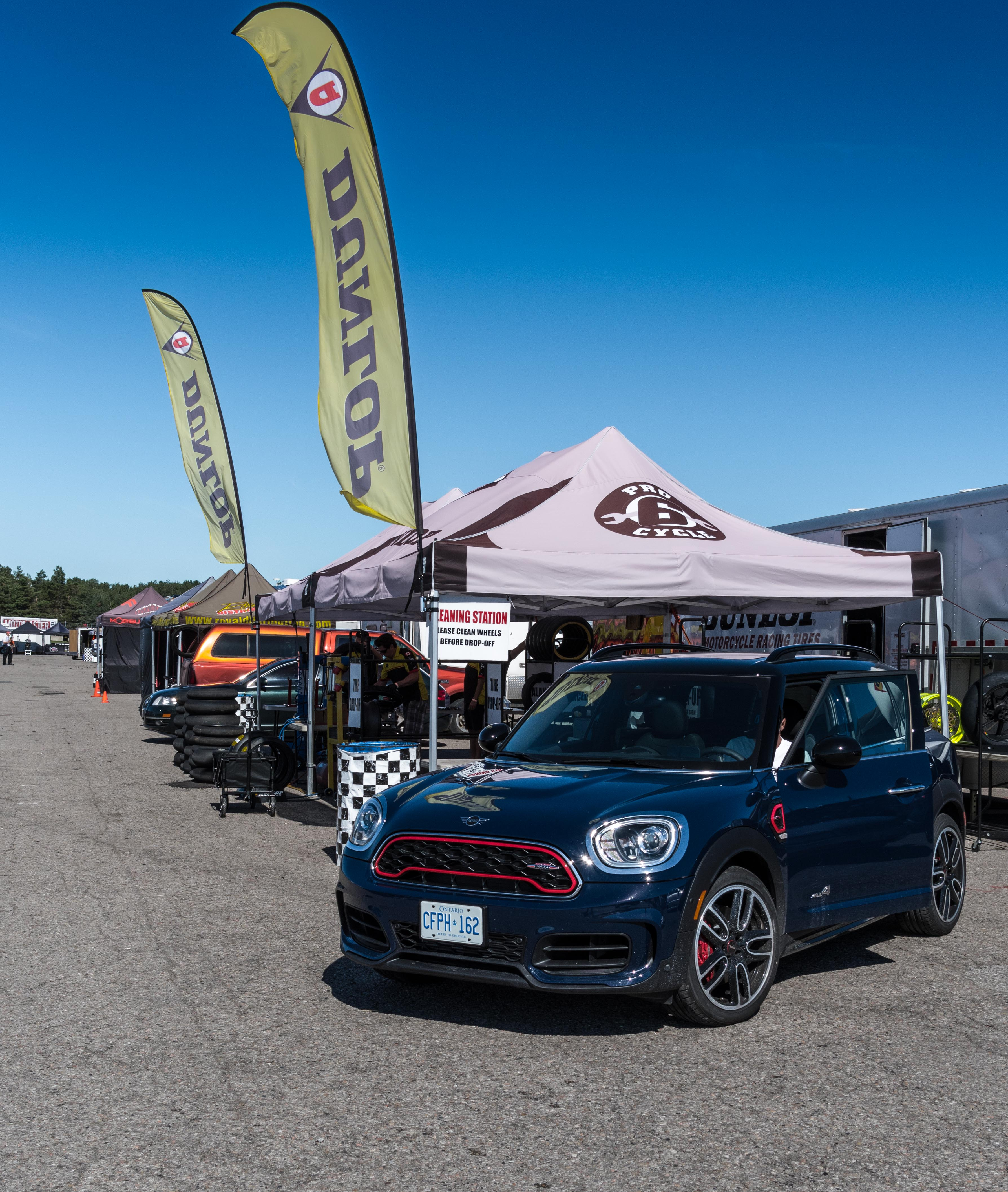 TrackWorthy - 2019 MINI John Cooper Works Countryman - Gary Maavara (2)