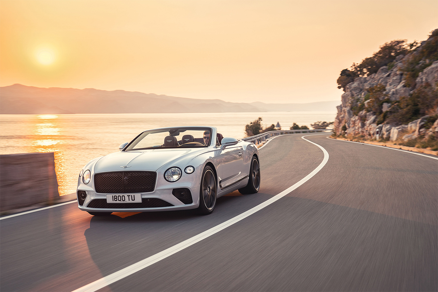 TrackWorthy - Bentley Continental GT Convertible (1)