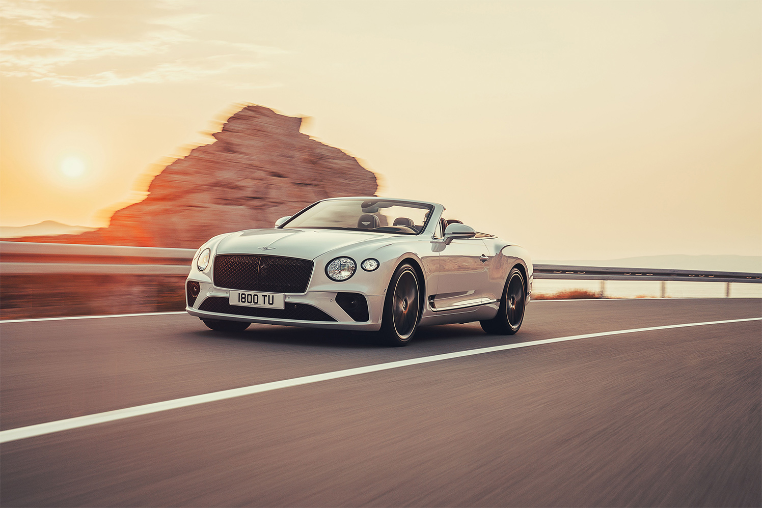TrackWorthy - Bentley Continental GT Convertible (2)