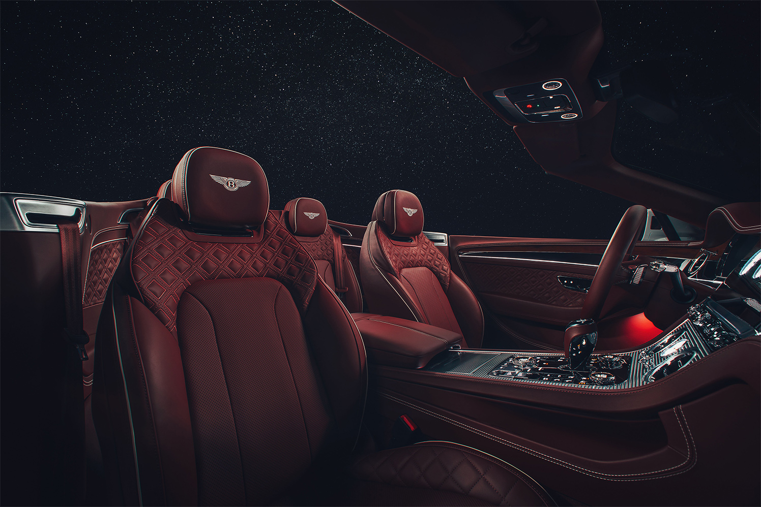 TrackWorthy - Bentley Continental GT Convertible (24)