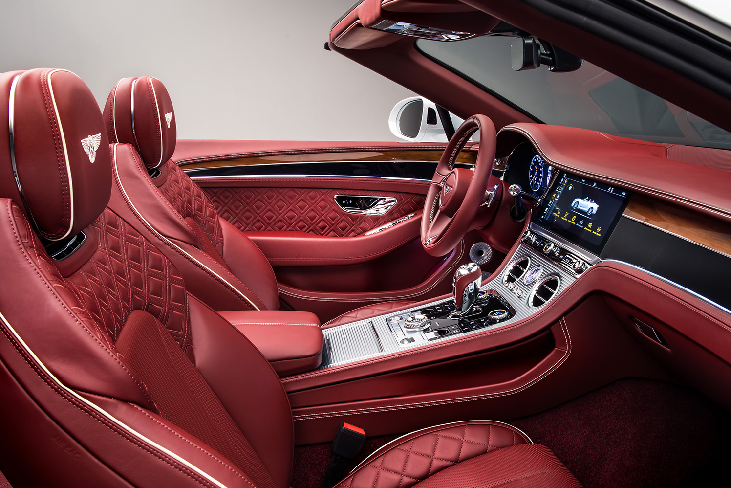 TrackWorthy - Bentley Continental GT Convertible (26)
