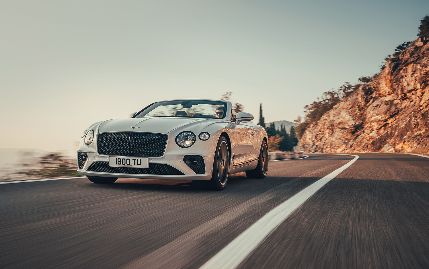 TrackWorthy - Bentley Continental GT Convertible (4)