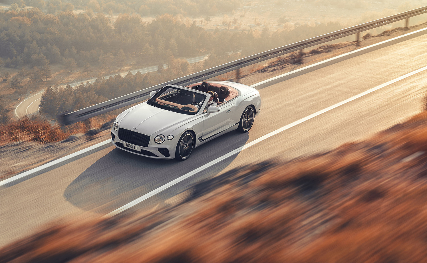 TrackWorthy - Bentley Continental GT Convertible (5)