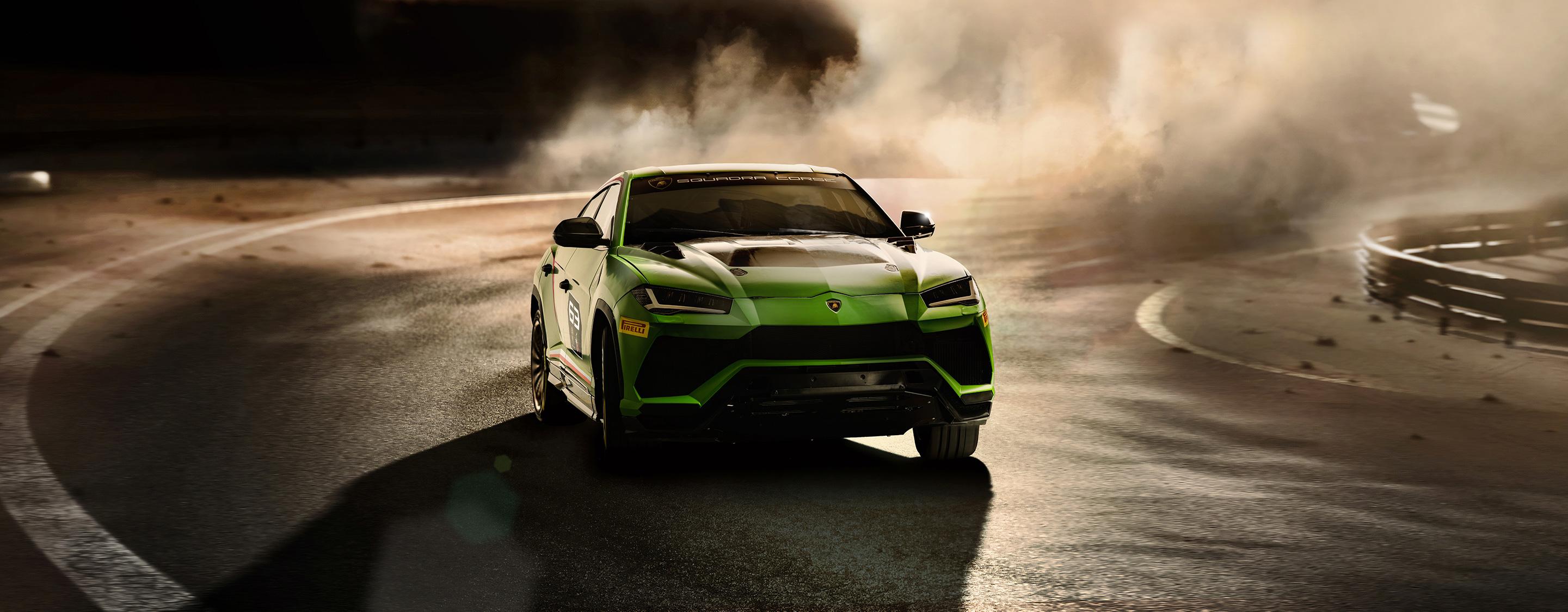 TrackWorthy - Lamborghini Urus ST-X Concept (1)