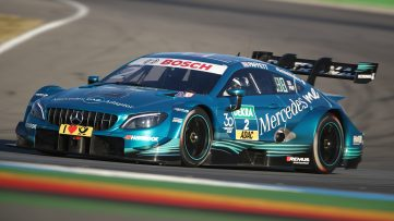 TrackWorthy - Mercedes AMG DTM