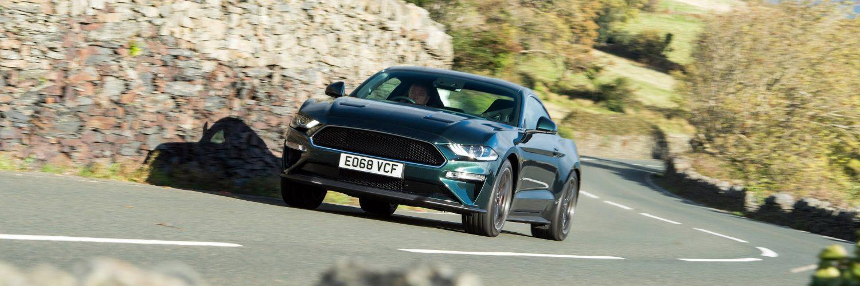 TrackWorthy - Mustang Bullitt at the Isle of Man TT (1)
