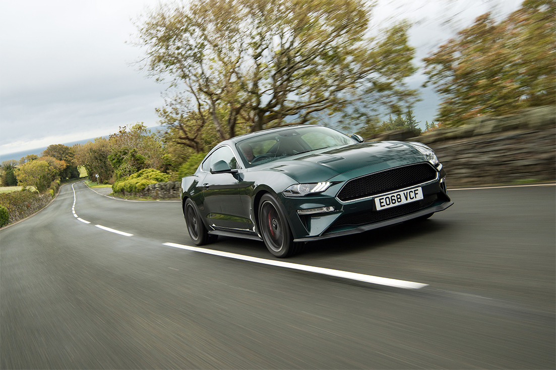 TrackWorthy - Mustang Bullitt at the Isle of Man TT (4)