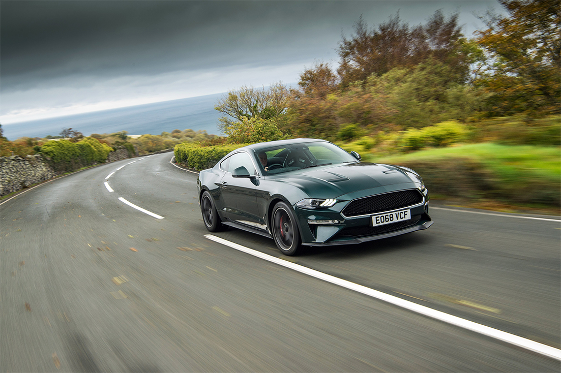 TrackWorthy - Mustang Bullitt at the Isle of Man TT (5)