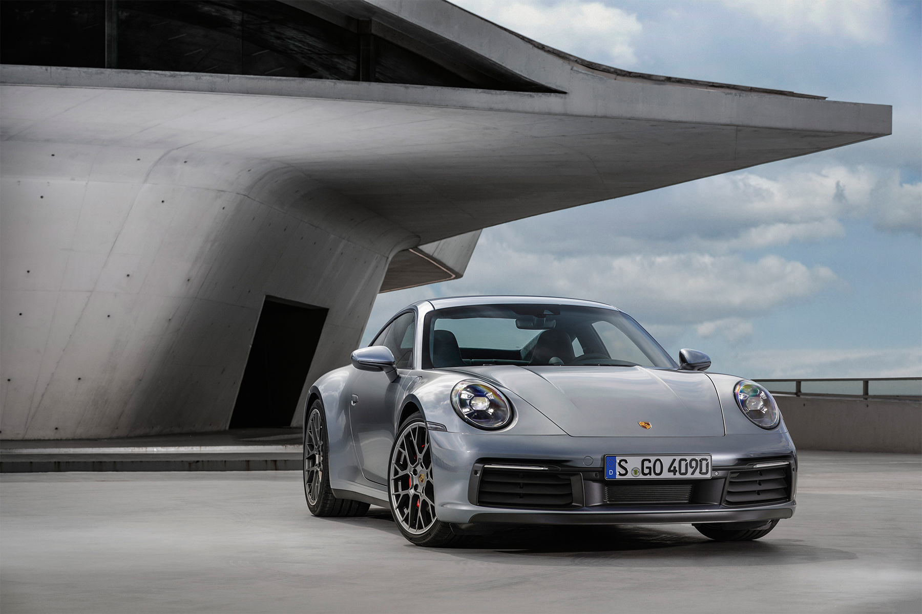 TrackWorthy - New Porsche 911 992 - 08