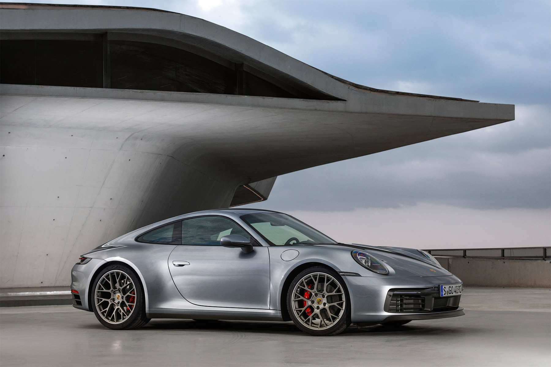 TrackWorthy - New Porsche 911 992 - 09