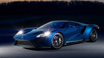 TrackWorthy - Production of the Ford GT began in December 2016