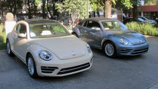 Review 2019 Volkswagen Beetle Wolfsburg Edition