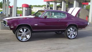 This Donked Mustang Is Remarkable Wheelsca