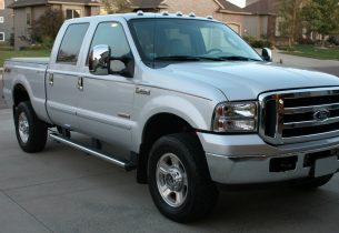 Ford F-350 is the most stolen vehicle in Canada