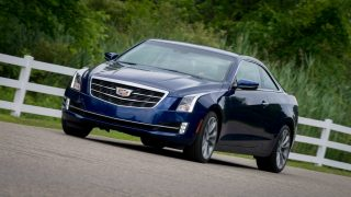Buying Used 2013-2018 Cadillac ATS