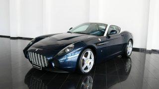 599 Nibbio Zagato