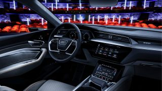 consumer electronics show las vegas in-car entertainment