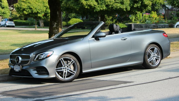 Review 2018 Mercedes-Benz E400 4MATIC Cabriolet