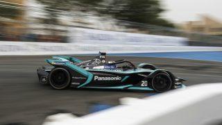 Jaguar Debuts Electric I-Pace ETrophy
