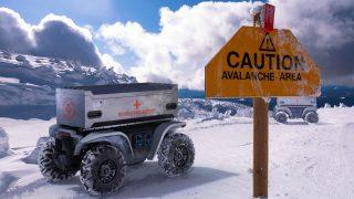 Autonomous Work Vehicle
