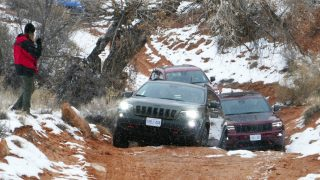 Review 2019 Jeep Trailhawks