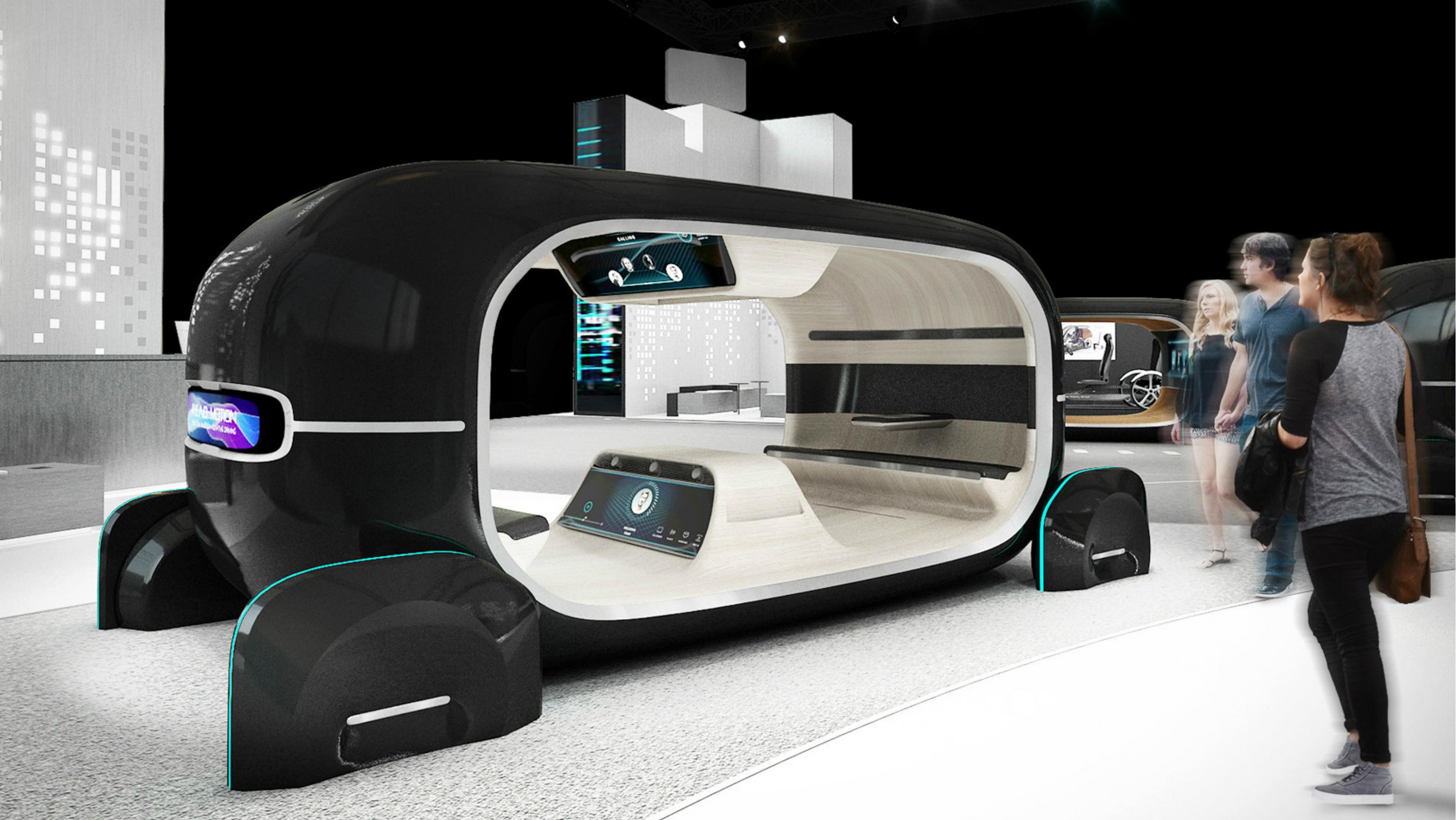 post-autonomous driving