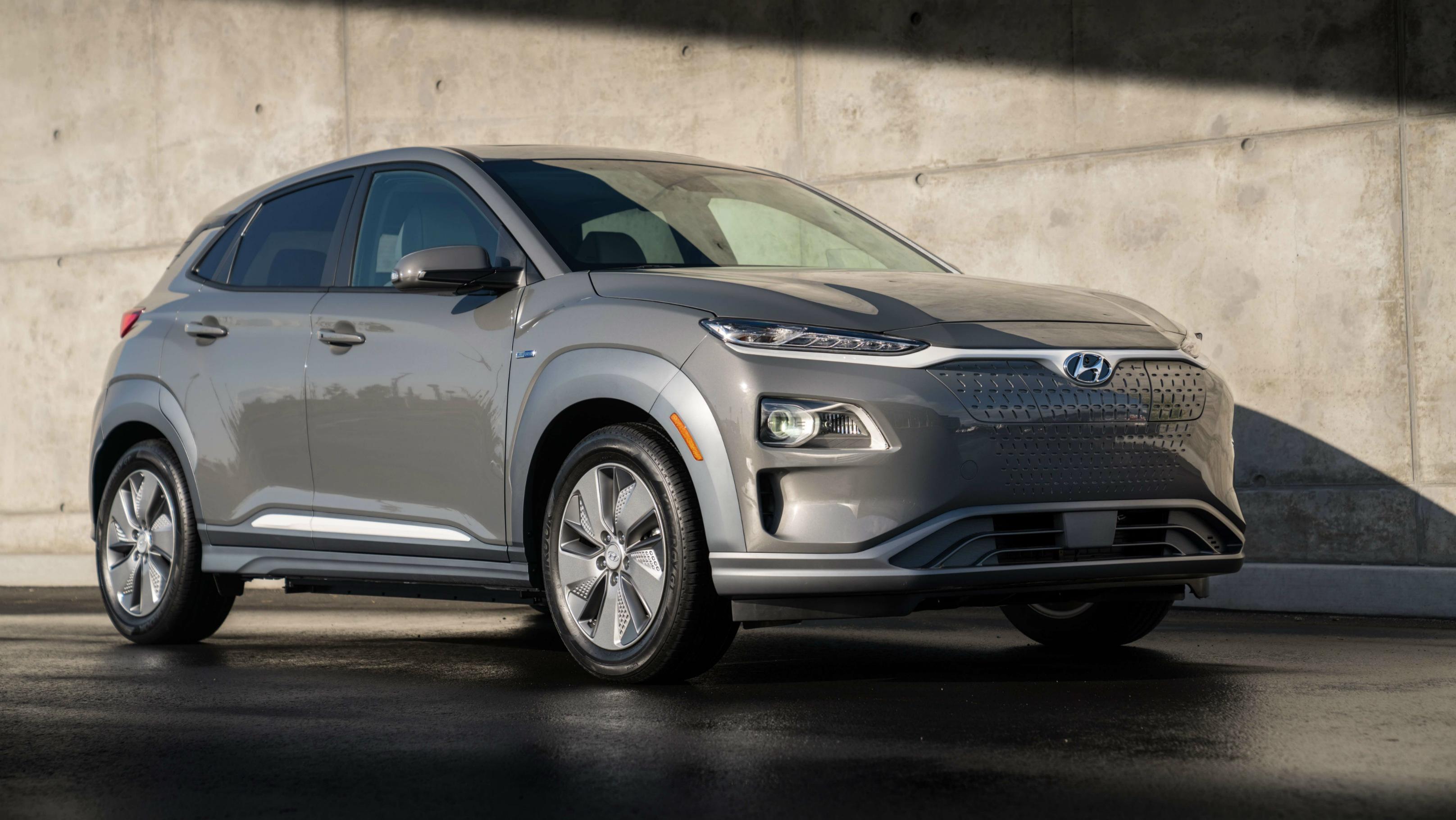 Hyundai kona electric car price
