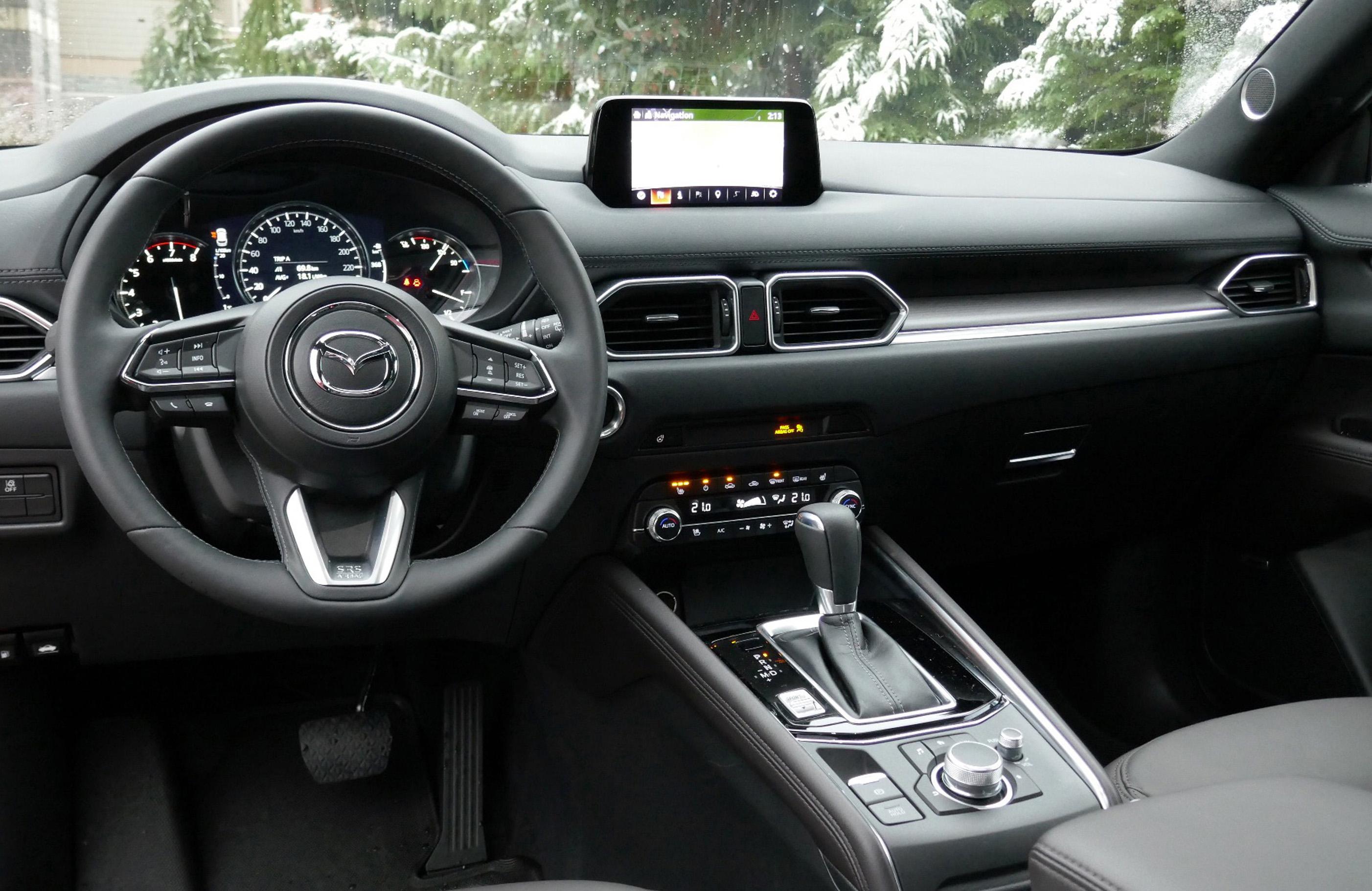 New Mazda Miata >> First Drive: 2019 Mazda CX-5 Signature