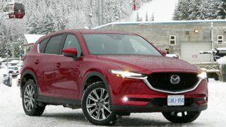 First Drive 2019 Mazda CX-5 Signature