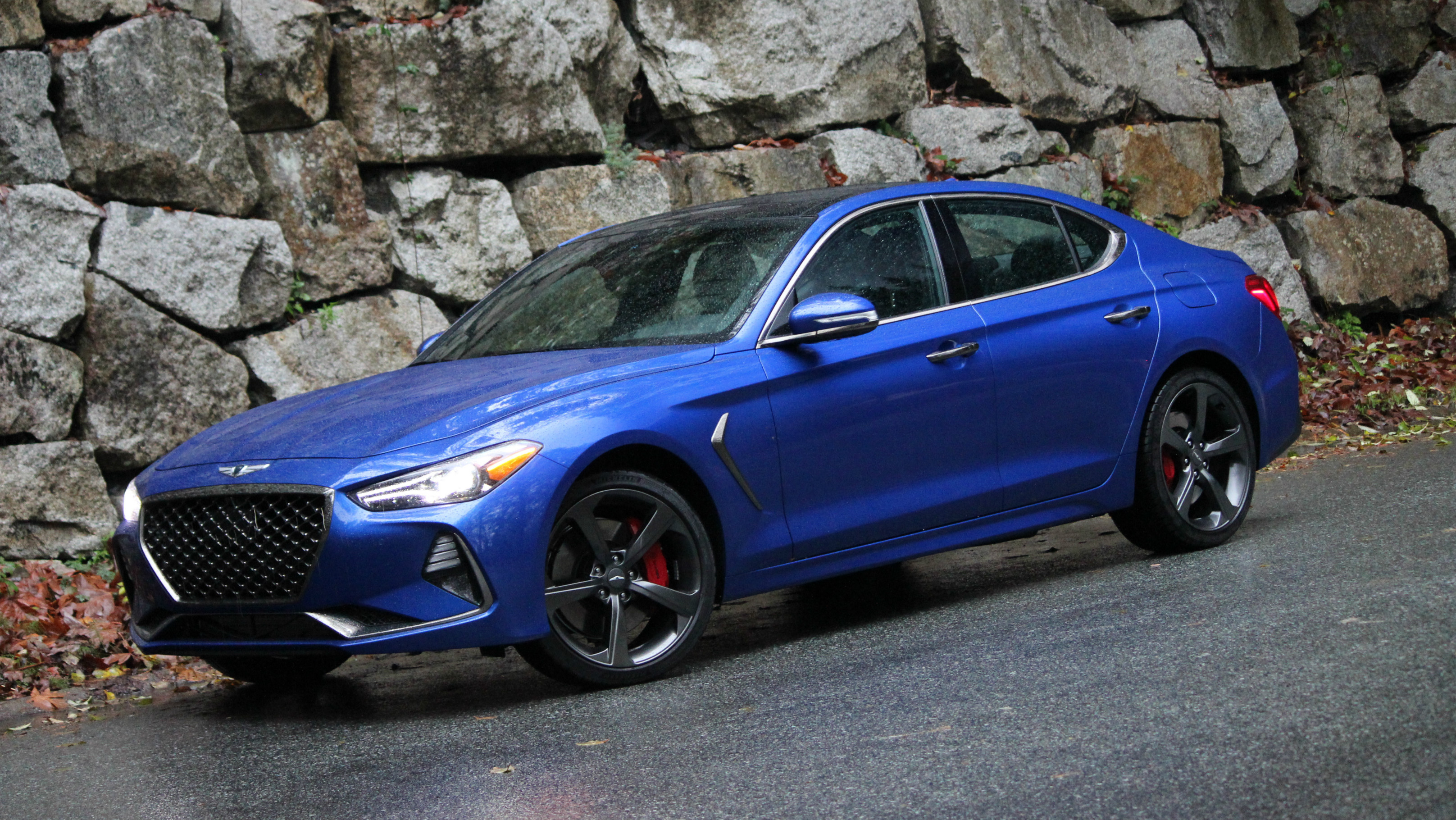 Review 2018 Genesis G70 3.3T Sport AWD