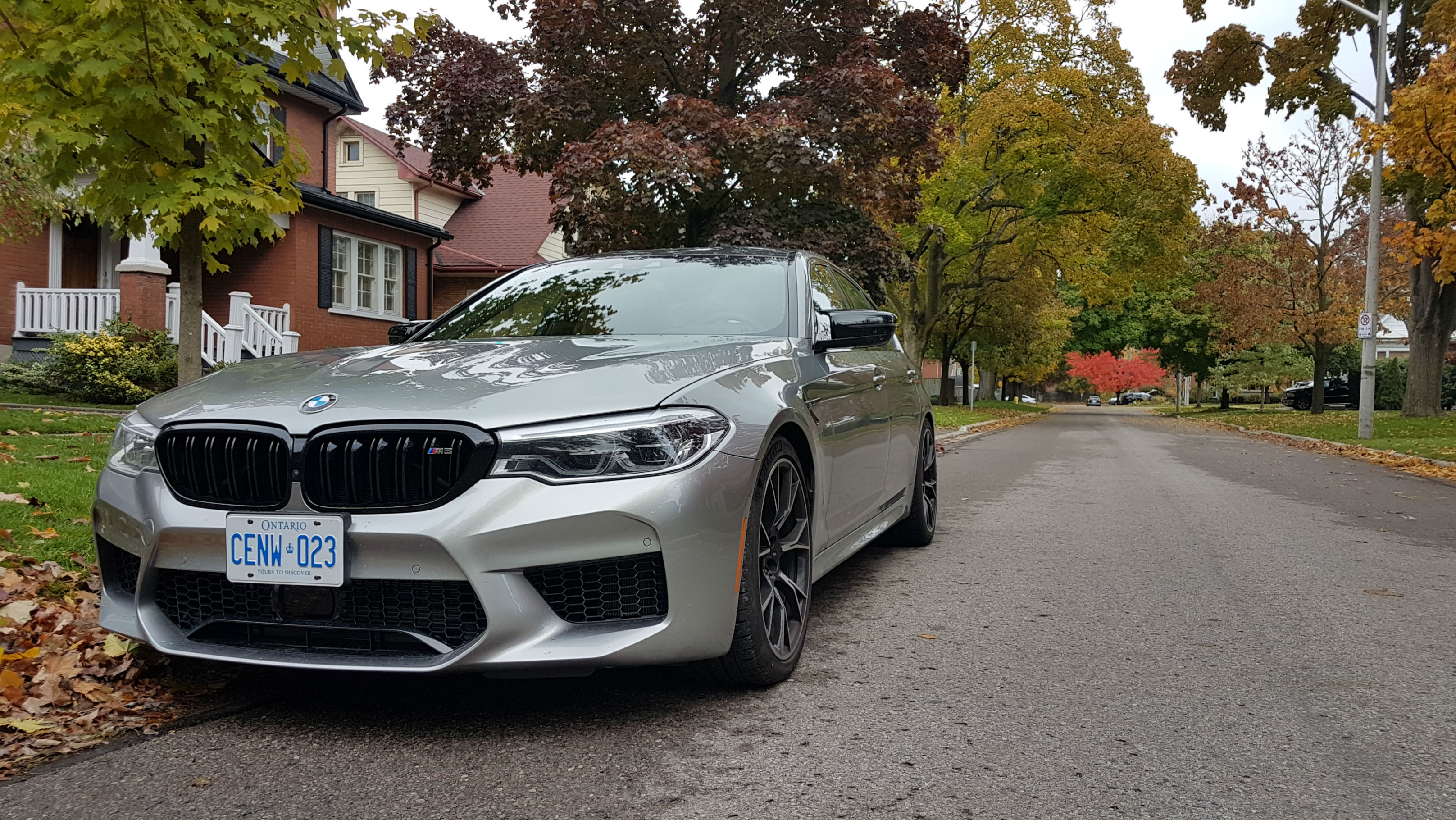 Bmw M5 Or Competition