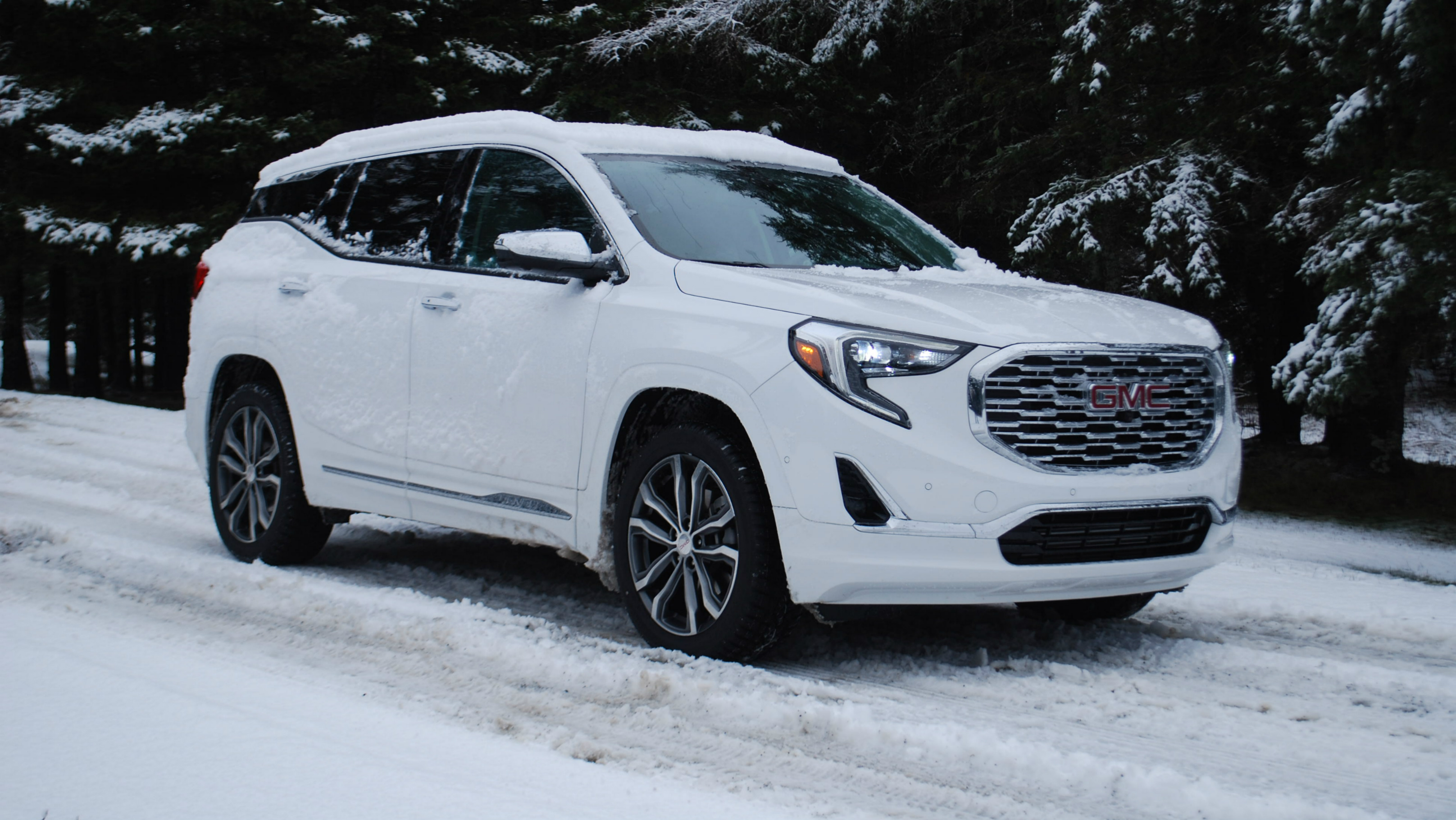 Gmc Terrain Denali >> Review 2019 Gmc Terrain Denali Wheels Ca
