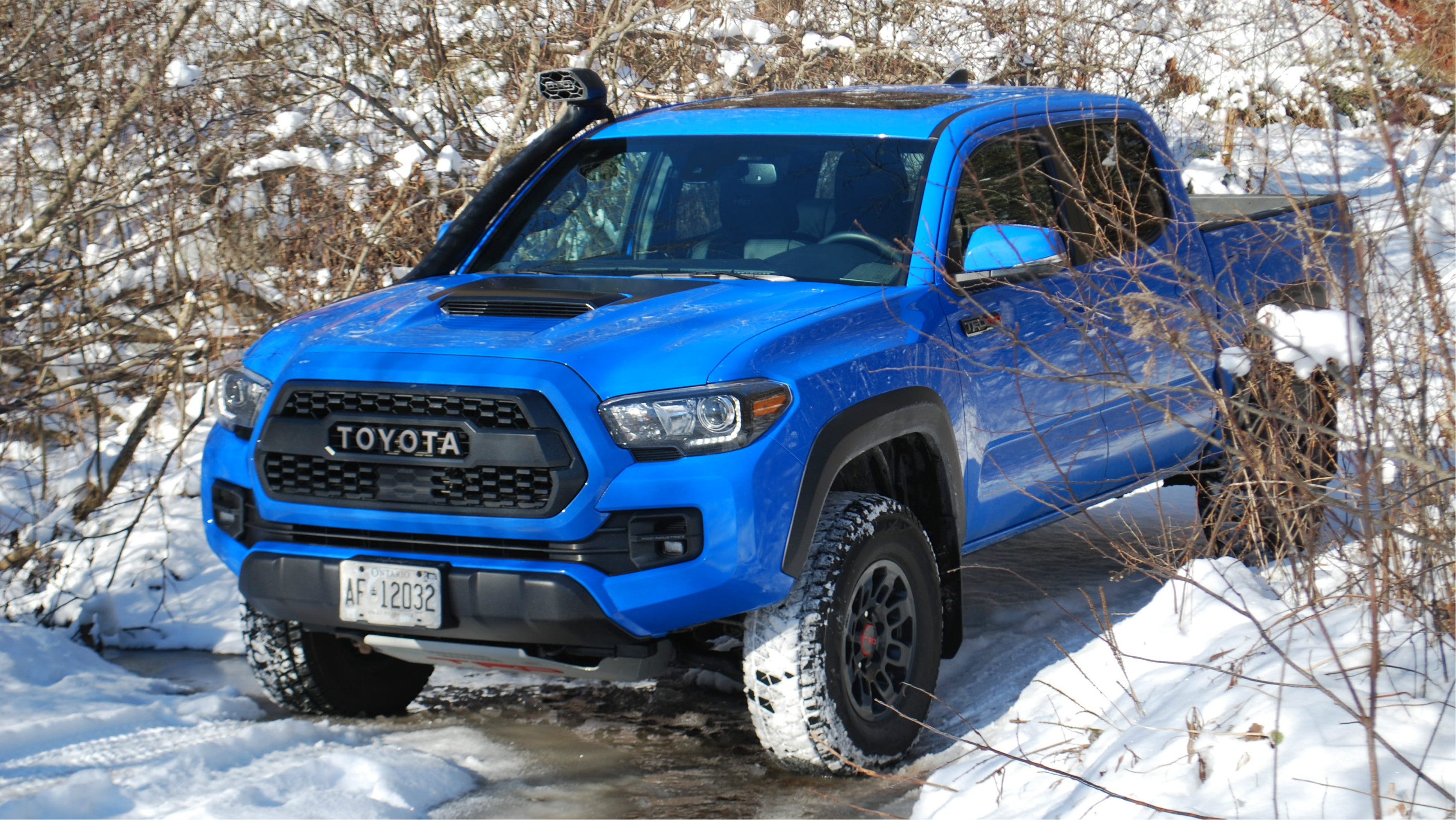 Review 2019 Toyota Tacoma Trd Pro Wheels Ca