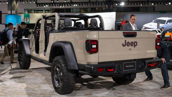 The Highly Anticipated 2020 Jeep Gladiator is Finally Here