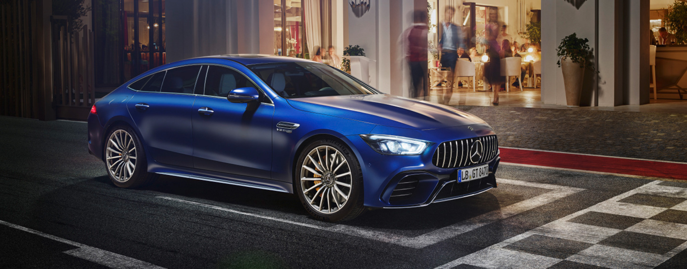 TrackWorthy - Mercedes-AMG GT 4-Door Coupe, 'Life is a Race' (4)