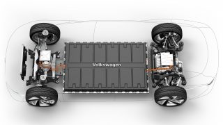 MEB electric vehicle platform
