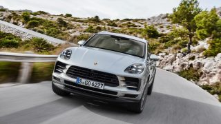 Porsche Macan it Work with New Macan S