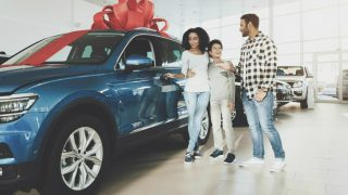 Time to Buy or Lease a Car