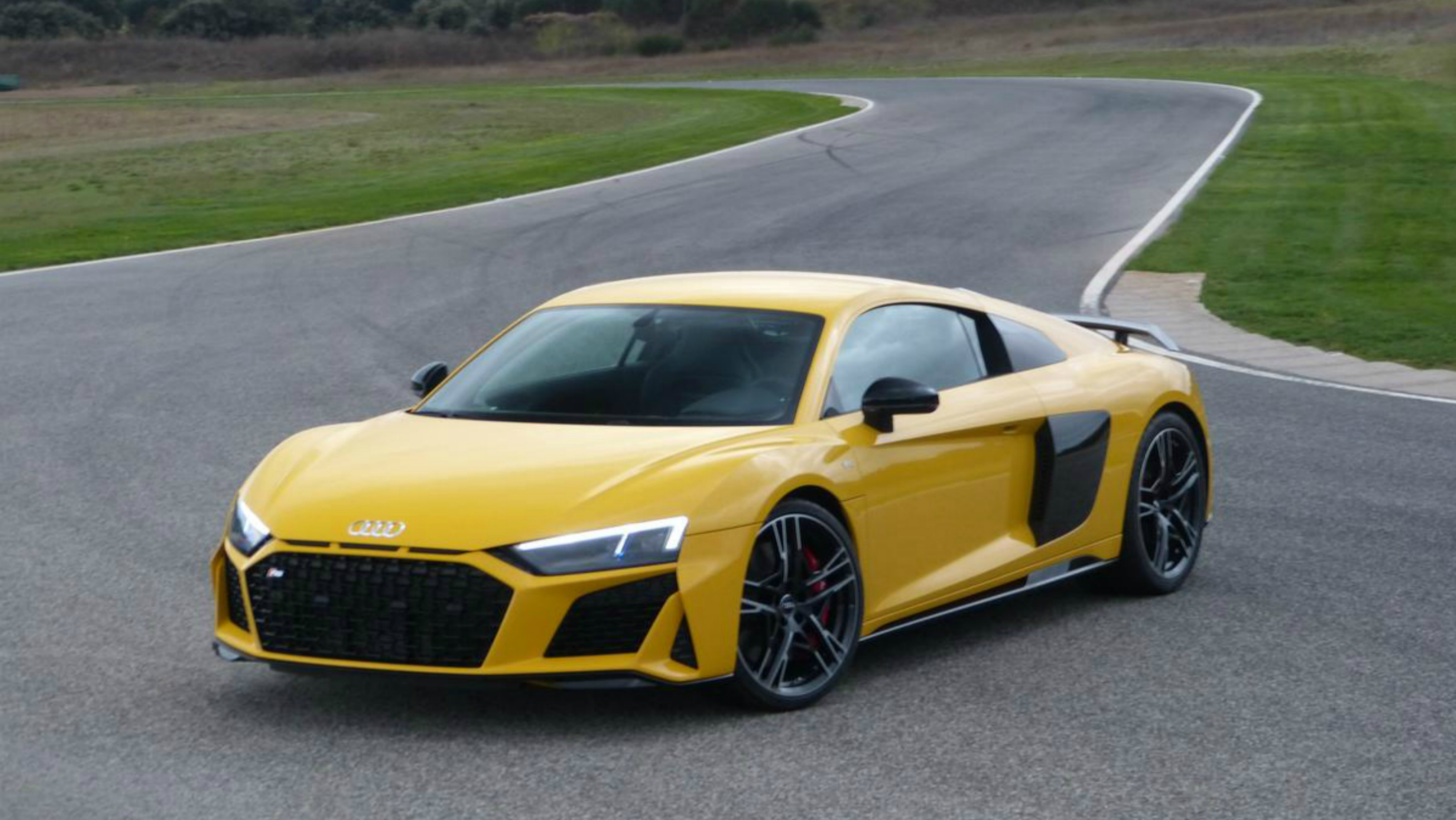 First Drive 2020 Audi R8 Coupe Roadster Wheels Ca